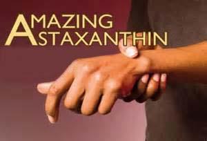 Польза астаксантина для организма