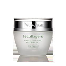Дневной крем против морщин NovAge Ecollagen