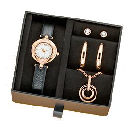 Комплект украшений и часы Орифлейм