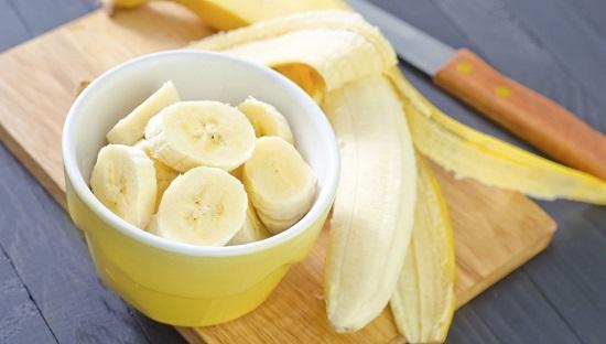 Полезные свойства банана для кожи
