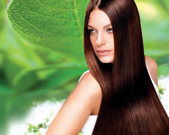 длинные и здоровые волосы