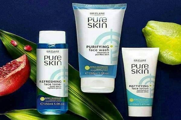Топ 10 лучших продуктов Oriflame по уходу за кожей для жирной кожи