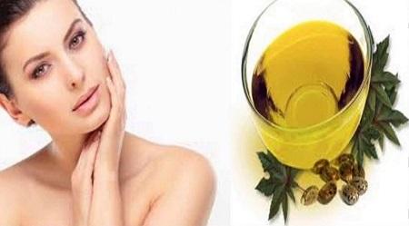 Касторовое масло для отбеливания кожи
