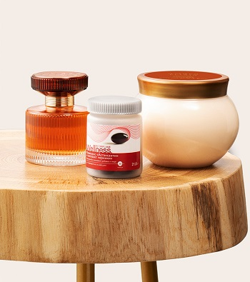 Набор Amber Elixir и Комплекс «Астаксантин и экстракт черники»