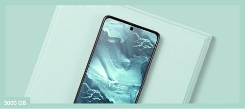 Смартфон Samsung A72 128 Gb