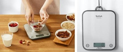 Кухонные весы Tefal Optiss